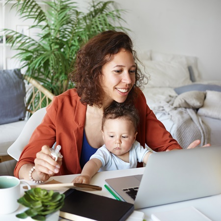 Business coaching for working parents